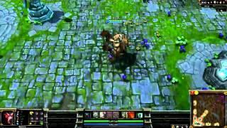 League Of Legends Feral Warwick Skin