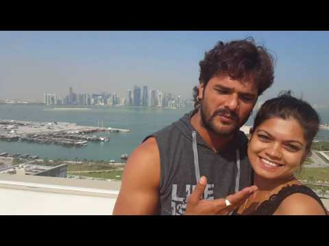 In DOHA - Qatar - BHOJPURI Nepali Mega Star Nite 2nd DEC 2016