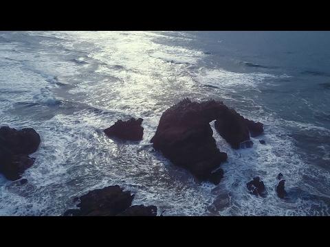 Ocean Drone Footage
