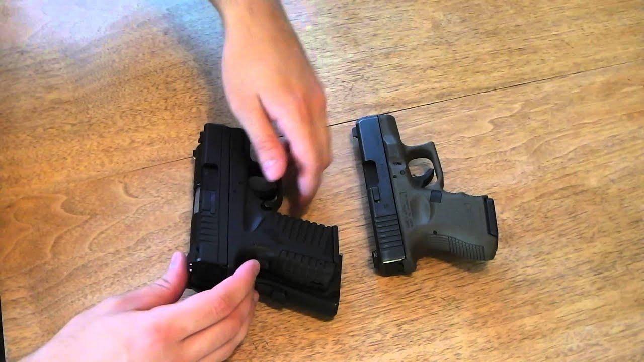 Glock 26 Vs Xds