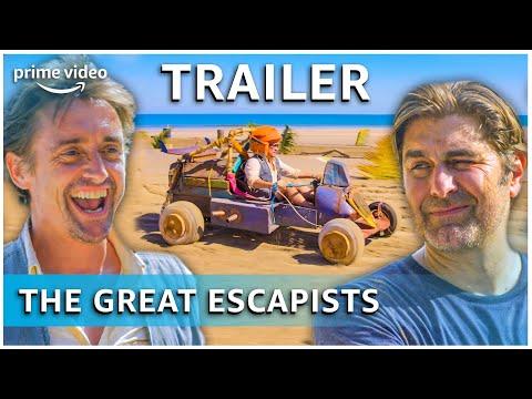 The Great Escapists | Trailer | Amazon Prime Video NL