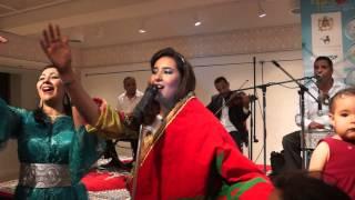 Fatine Hilal Bik aux Splendeurs du Maroc à Montréal 2017 Video