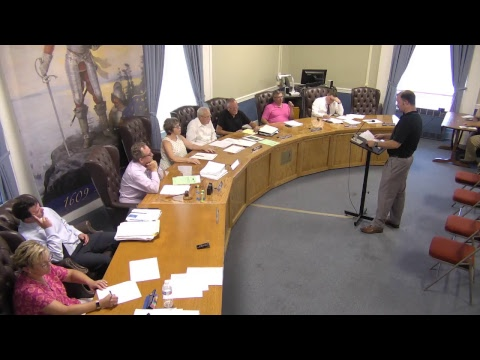 City of Plattsburgh, NY Meeting  7-26-18
