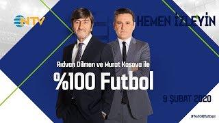 % 100 Futbol Kasımpaşa - Galatasaray 9 Şubat 2020
