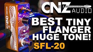Flanger SFL-20 CNZ AUDIO Demo Review