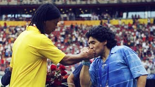 The day Maradona made Ronaldinho cry | Oh My Goal