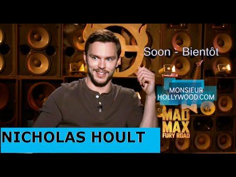 Nicholas Hoult, interv...