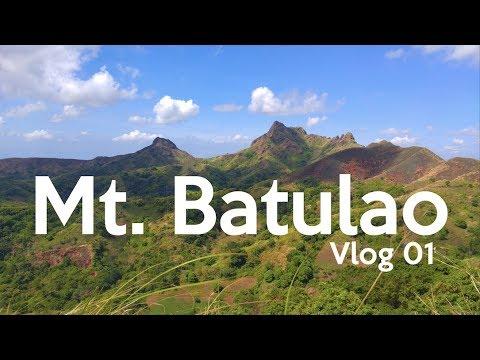 Travel Philippines: MT Batulao (GOPRO) Vlog 01