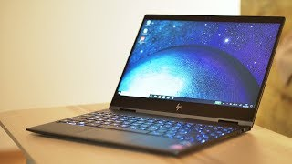 """Is this the best Laptop on the market right now? HP Envy 13"""" x360 w/ AMD Ryzen 2500U & Vega 8"""