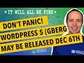 Wordpress 5 Release Date - Still 280 Open Bugs And 1,377 Open Issues With Gutenberg?
