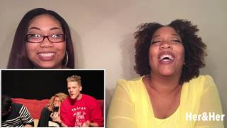 THE MASH-UP GAME (feat. Tori Kelly) | REACTION !!!