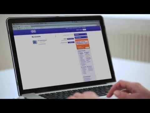 Halifax - Managing Your Accounts