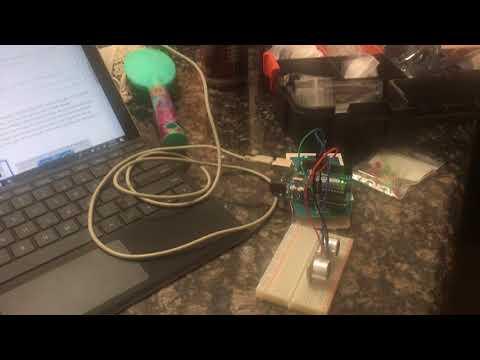 Lab: SONAR - SOund Navigation And Ranging
