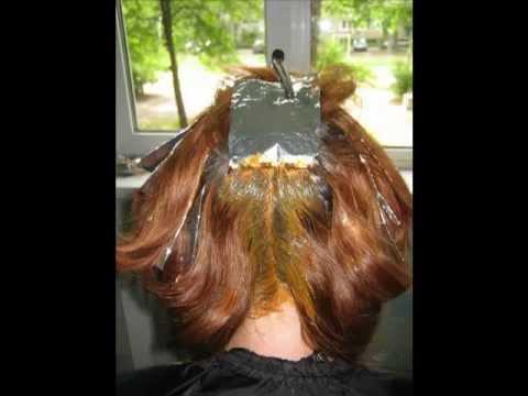 Колорирование Волос? Как