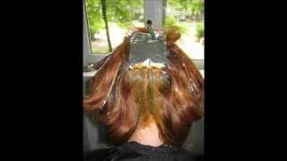 Колорирование Волос? Как Сделать Колорирование?