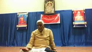 Day 15 -Kathopanishad Discourse by Shri Bannanje Govindacharya- at SKV Temple, San Jose
