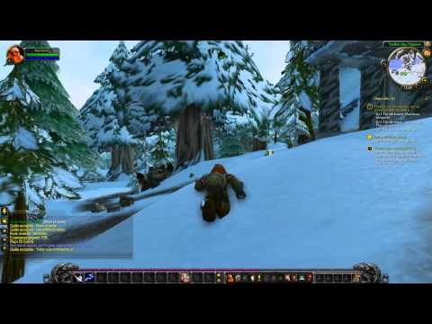 Let's play sur World of Warcraft #1 Fuking sanglier !!! Travel Video