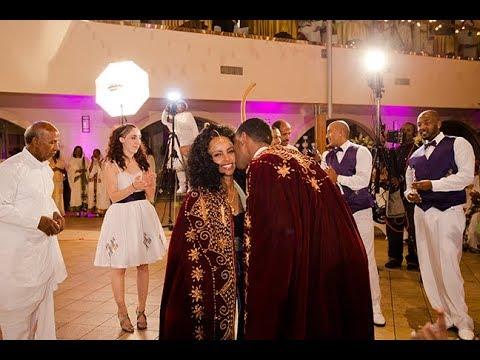 The Ethiopian Cultural Wedding Ceremony 2018