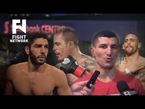 UFC Fight Night Halifax Preview Show Zahabi vs. Vieira, Taleb vs. Ponzinibbio