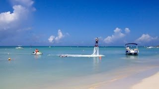 Jet Pack in Aruba