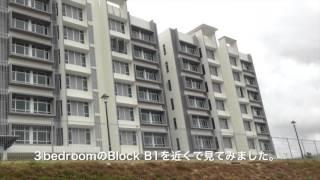 ジョホールバル(マレーシア)不動産・Ausitin Heights 工事進捗状況(2016年2月)