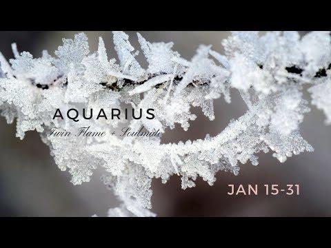 Someone says I Love You, AQUARIUS