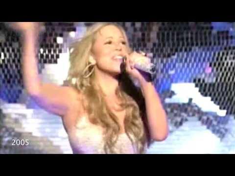 Mariah Carey - Live AMERICAN MUSIC AWARDS 1991- 2018