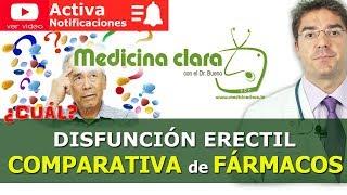 ¿Cuál es la mejor 💊 pastilla para la disfunción eréctil?  | Medicina Clara
