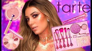 NEW TARTE FLOWER POWERED COLLECTION | Love Trust & Fairy Dust Vault | Tarte Cosmetics | Victoria Lyn