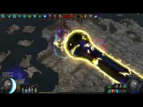 Poe Lightning Hierophant Build