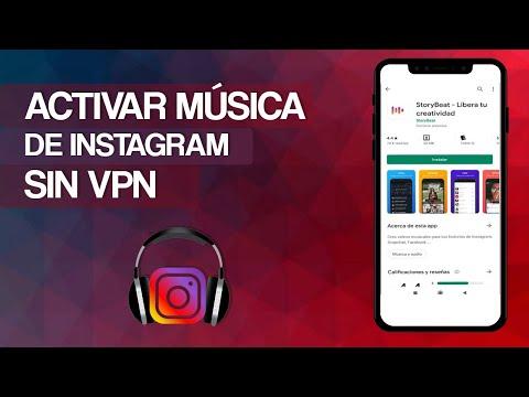 Cómo ACTIVAR MÚSICA en Instagram sin VPN en Android