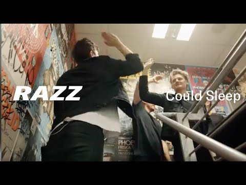 RAZZ - Could Sleep (Official Video)