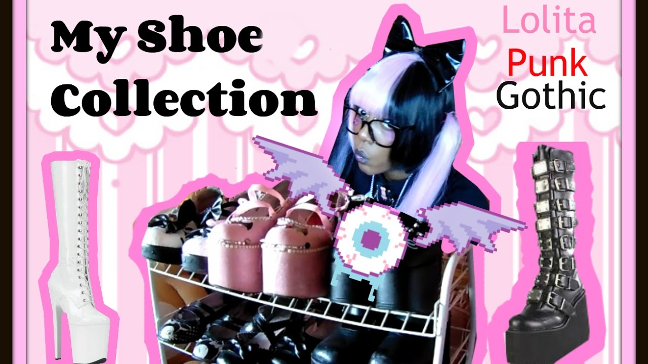 Gothic Shoes collection