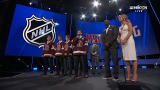 Marjory Stoneman Douglas hockey team joins NHL Awards