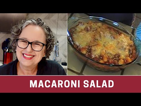 How to Make Gnocchi & Ground Beef Casserole