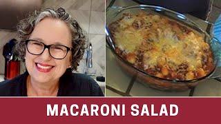 How To Make Gnocchi & Ground Beef Casserole