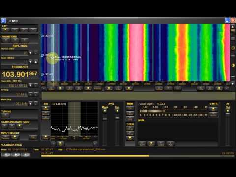 FM DX tropo in Holland: Radio Norge from Oslo 103.9 MHz 978 km // with 105,2 Skien