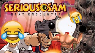 Serious Sam: Next Encounter - All Monsters on Laughing Gas