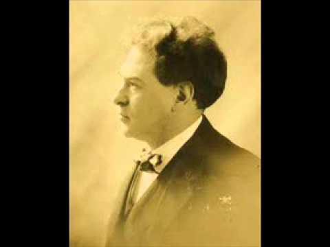 Harold Bauer plays Chopin Sonata No. 3 in B minor Op. 58