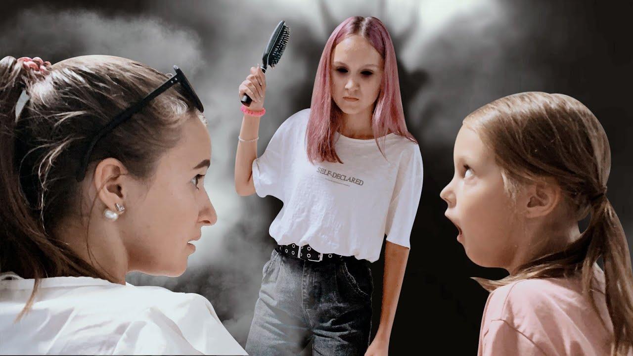 УЖАСНАЯ ПОСЫЛКА! Леона заказала ОПАСНУЮ вещь! Девочки не могут справится с ее Супер Силами!
