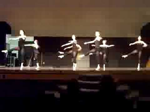Lyrical Dance to Deliver Me - Rehearsal in Black