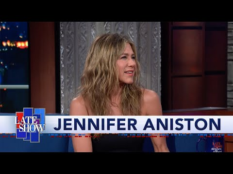 The Joe Show - Jennifer Aniston, Great Actress Not A Great Waitress