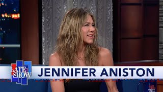 Jennifer Aniston: I Had Slippery Fingers As A Waitress