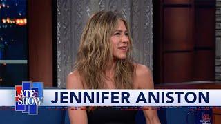 Jennifer Aniston: I Had Slippery Fingers As A Waitress