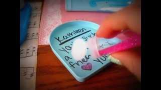 ♥ Diy V-day Mailbox ♥