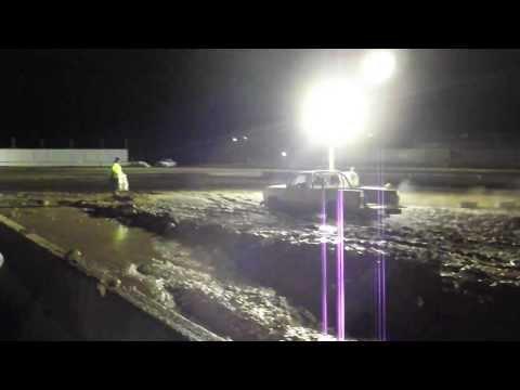 prescott valley raceway mud bogs Travis Aston's 2nd run