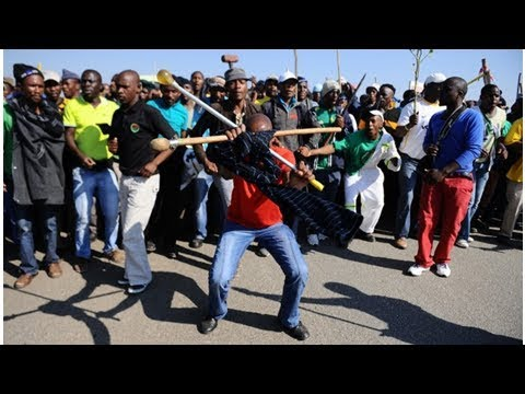 Marikana shouldn't be used to mend relations between ANC and EFF – Amcu
