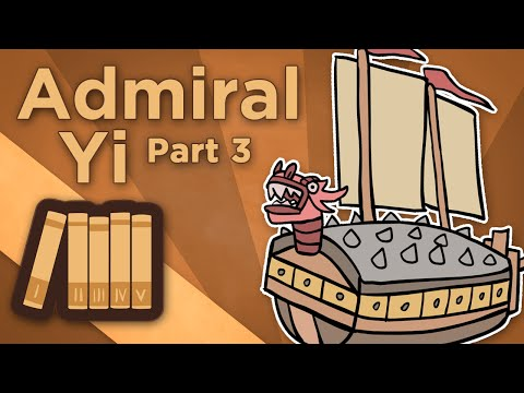 Korea: Admiral Yi - The Bright Moonlight of Hansando - Extra History - #3