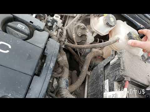 """Opel Insignia """"подходит срок техобслуживания"""", работает вентилятор на полную мощность"""