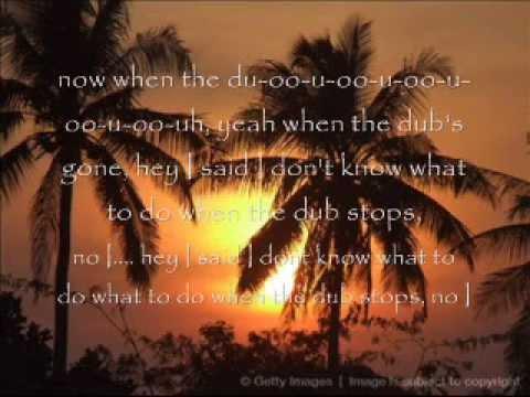Eli Mac Dub Stop Lyrics